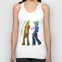 led zeppelin Tank Tops featuring Led Zep by Pattavina