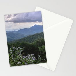 Smoky Mountain Wildflower Adventure - Nature Photography Stationery Cards
