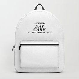 day care Backpack
