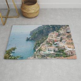 Italy. Amalfi Coastline Rug