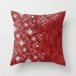 Laimdota Throw Pillow