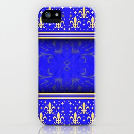Abstract ornament decoration iPhone Case