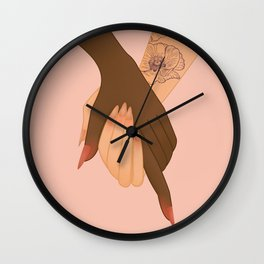 equality Wall Clock