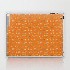 Pattern of The Darjeeling Limited & Hotel Chevalier Laptop & iPad Skin