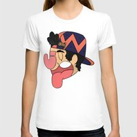 hat T-shirts featuring hat by Julian Ybarra