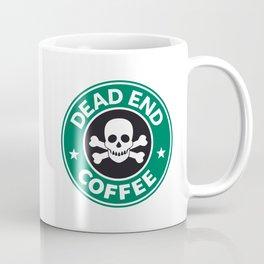 Dead End Coffee Coffee Mug
