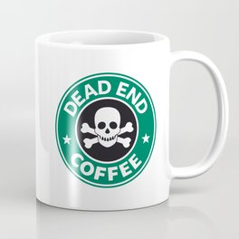 Dead End Coffee Coffee Mug