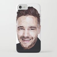 liam payne iPhone & iPod Cases featuring Liam Payne - One Direction by jrrrdan