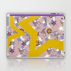 Star Scarf  Laptop & iPad Skin