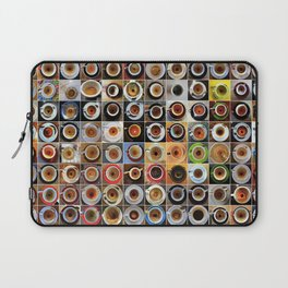 Three Months in Coffee Laptop Sleeve