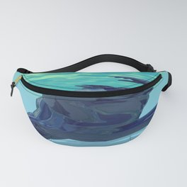 THE BURDEN OF DAILY ROUTINE Fanny Pack