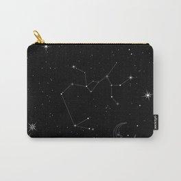 Zodiac Sagittarius Star Sign Constellation Carry-All Pouch