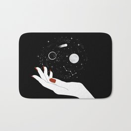 My universe will never be the same Bath Mat