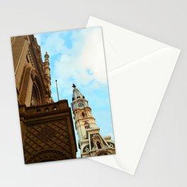 Philadelphia City Hall Stationery Cards