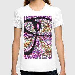 visions of druid T-shirt