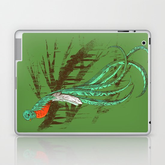 Quetzal Laptop & iPad Skin