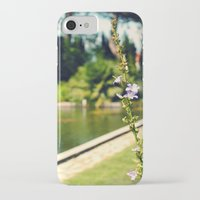 lonely iPhone & iPod Cases featuring lonely by Mojca G. Vesel