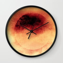 Circle Composition IV Wall Clock