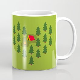 Camping Love Coffee Mug