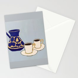 coffee cups Stationery Cards