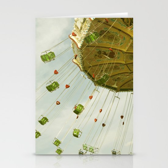 all the fun of the fair ...  Stationery Cards