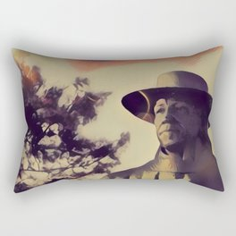 Life Without You - SRV - Graphic 2 Rectangular Pillow