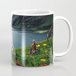 cottage at faroe Coffee Mug