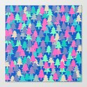 Colorful fir pattern II by cocodes