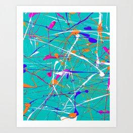 Celebration #2 Art Print