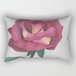 Morning Rose Rectangular Pillow
