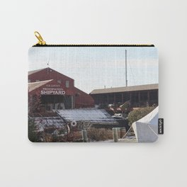 Red Barn ShipYard Carry-All Pouch