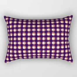 Upbeat SK8ter Chess Pattern V.24 Rectangular Pillow