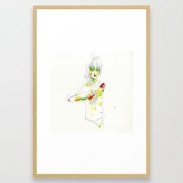 COSAS ÍNTIMAS 05 Framed Art Print