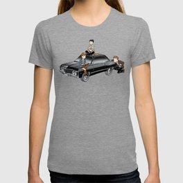 Metallicar and Friends T-shirt