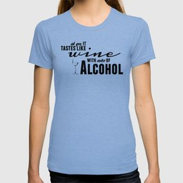 NOTES OF ALCOHOL T-shirt