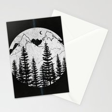 Forest Through the Trees Stationery Cards