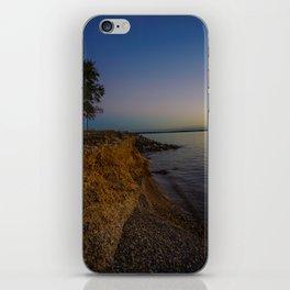 Waco, TX-Lake Shore iPhone Skin