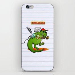 Jurassic Rock iPhone Skin