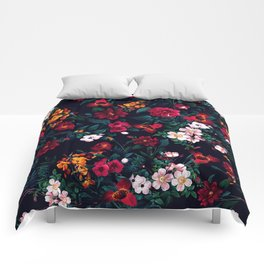 The Midnight Garden Comforters