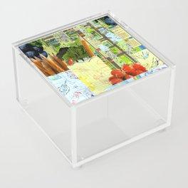 Little Red Fox Acrylic Box
