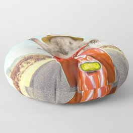 VITO VIAGGI Floor Pillow