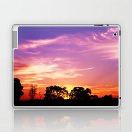 East Texas Sunset Laptop & iPad Skin