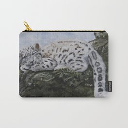 Blue Eyes by Teresa Thompson Carry-All Pouch
