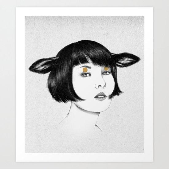 Cirque Art Print