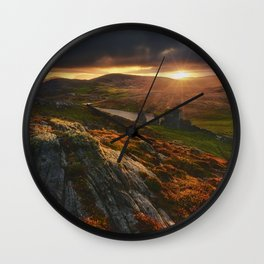The Norman Remains Wall Clock