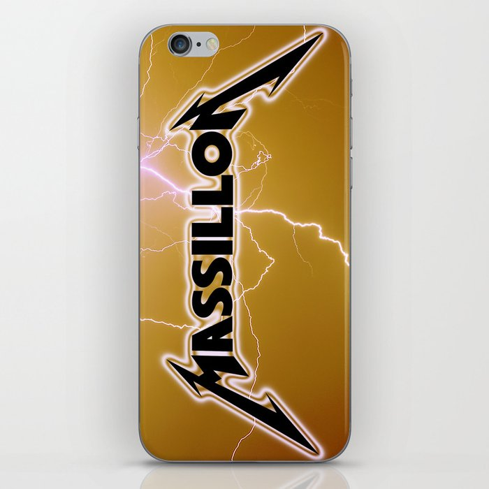 MASSILLON iPhone Skin