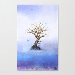 Swamp Of Sorrows Canvas Print