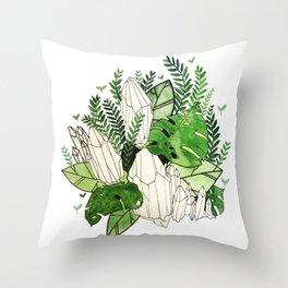Cornucopia Throw Pillow