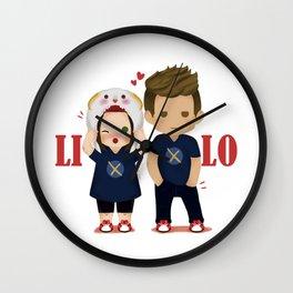 Lilo - Cute Version Wall Clock