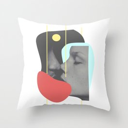 """六尘""——Liu Chen 3 Throw Pillow"